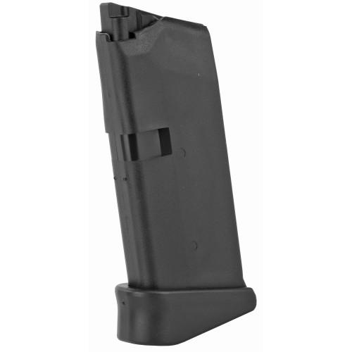 Mag Glock Oem 43 9mm 6rd W/ext Pkg