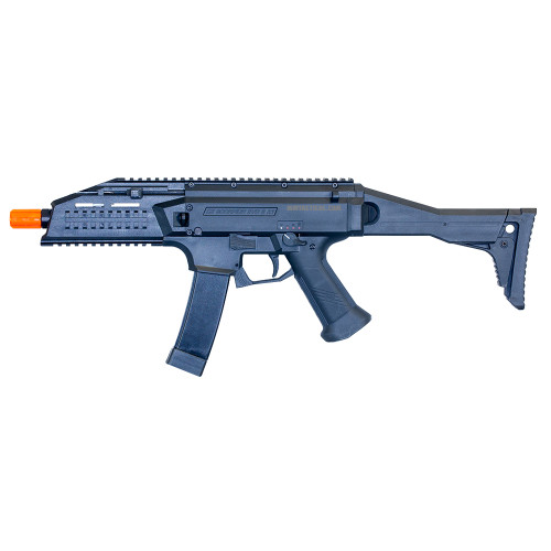 ASG CZ SCORPION EVO 3 AIRSOFT SMG AEG - BLACK