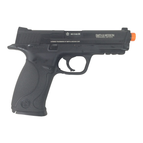 SMITH AND WESSON M&P 40 CO2 BLOW BACK PISTOL BLACK