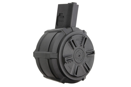 G&G DRUM MAGAZINE FOR M4 2300 RNDS MANUAL WIND
