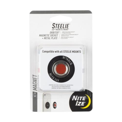 Steelie Orbiter Magnetic Socket + Metal Plate