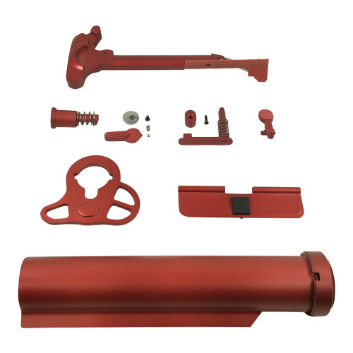 LANCER TACTICAL RED PART SET