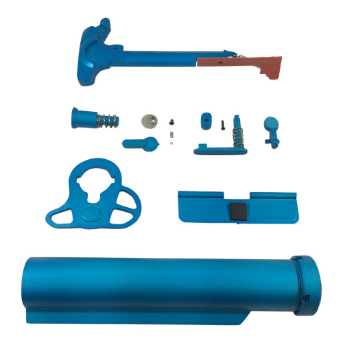 LANCER TACTICAL BLUE PART SET