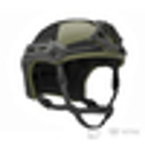 PTS MTEK FLUX HELMET OD GREEN