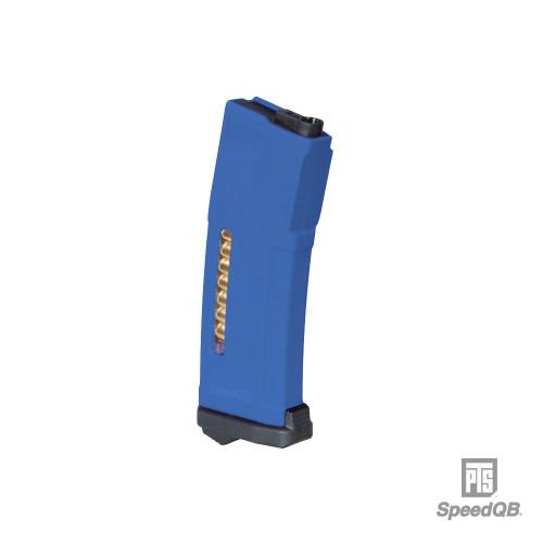 PTS SPEEDQB EPM 150RND MID CAP MAGAZINE - BLUE