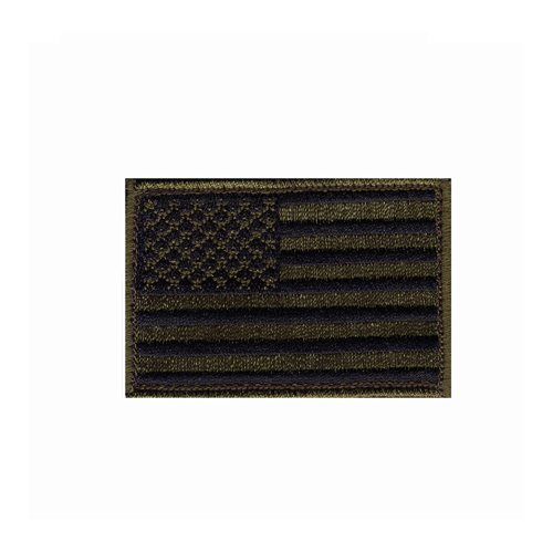 Subdued American Flag Patch - BH-90SAFV