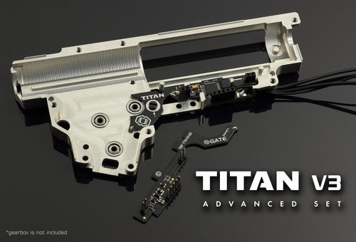 GATE TITAN V3 COMPLETE SET ADVANCED