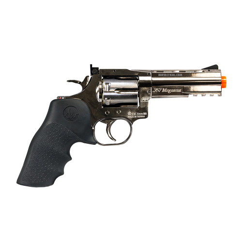 ASG DAN WESSON 715 4' CO2 AIRSOFT REVOLVER - STEEL for $119.99 at MiR Tactical