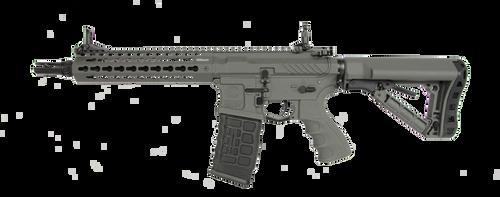 G&G CM16 SRL M4/M16 AIRSOFT SBR AEG - GREY