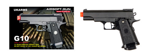 UK ARMS G10 SPRING PISTOL