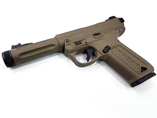 ACTION ARMY AAP-01 ASSASSIN GBB PISTOL TAN