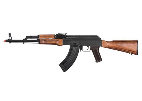 LCT AK47 AKM AEG W/ WOOD HANDGUARDS BLK