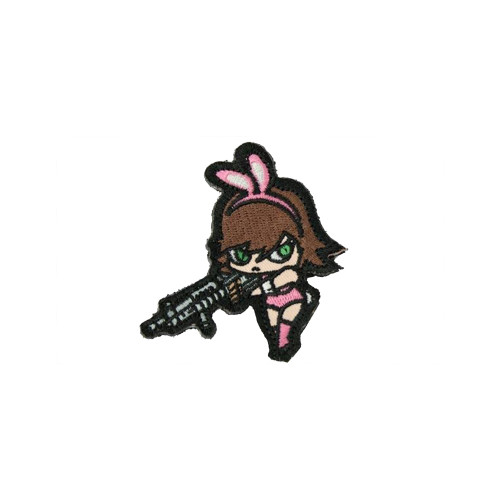 BUNNY GIRL HIGH CONTRAST PATCH for $5.99 at MiR Tactical