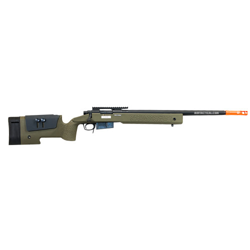 MCMILLAN M40A5 GAS AIRSOFT SNIPER RFL OD for $328.99 at MiR Tactical