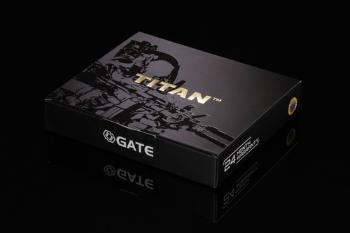 GATE TITAN V2 BASIC SET REAR WIRED