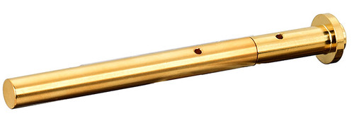 AIRSOFT MASTERPIECE STEEL GUIDE ROD FOR HI-CAPA  5.1 GOLD