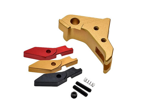 COWCOW TACTICAL G TRIGGER GOLD