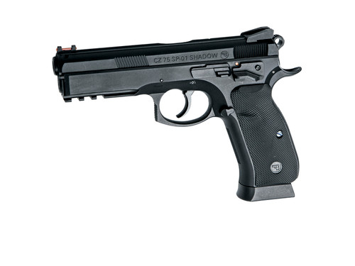 CZ 75 SP-01 SHADOW AIRGUN PISTOL BLACK