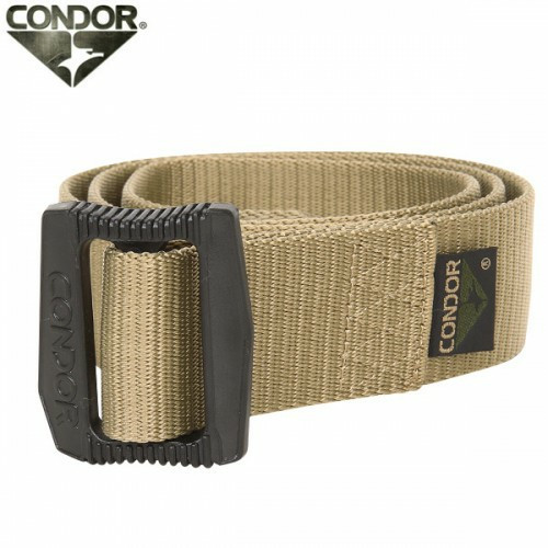 BDU BELT COYOTE TAN LARGE