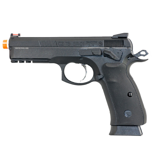 CZ SP-01 SHADOW AIRSOFT PISTOL BLACK