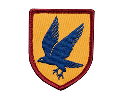 BLUE FALCON FULL COLOR PATCH