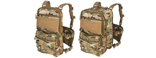 QD CHEST RIG LIGHTWEIGHT BACKPACK MULTICAM