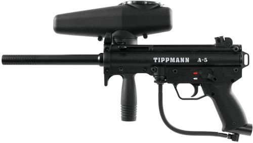 TIPPMANN A5 MARKER BLACK