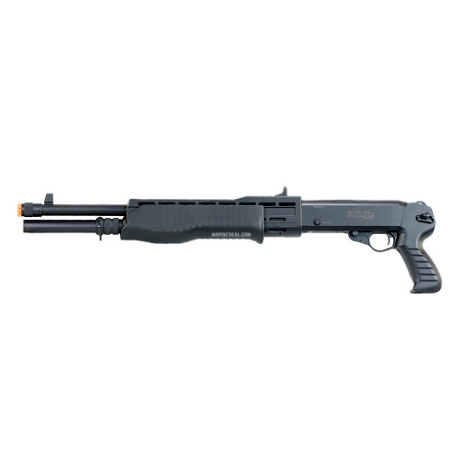 FRANCHI SPAS-12 AIRSOFT SHOTGUN BLACK