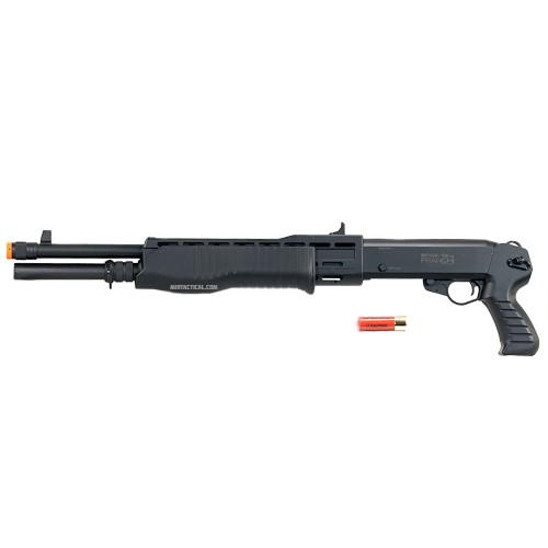 FRANCHI SPAS-12 AIRSOFT SHOTGUN BLACK