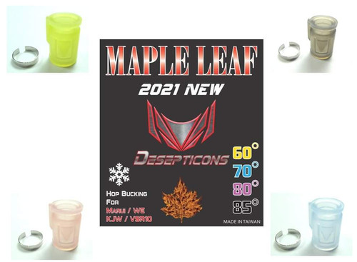 MAPLE LEAF 2021 AUTOBOT 60 DEGREE BUCKING