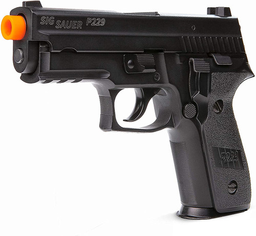 SIG SAUER PROFORCE 229 GAS BLOWBACK AIRSOFT TRAINING PISTOL COYOTE