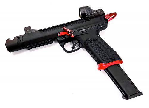 ACTION ARMY AAP-01 BLACK MAMBA ULTIMATE AIRSOFT PISTOL