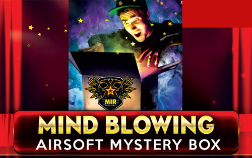 MIR'S MIND BLOWING MYSTERY BOX NO REGRETS EDITION