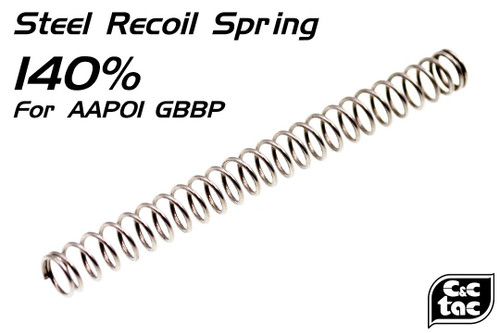 C&C ACTION ARMY AAP-01 140% RECOIL SPRING