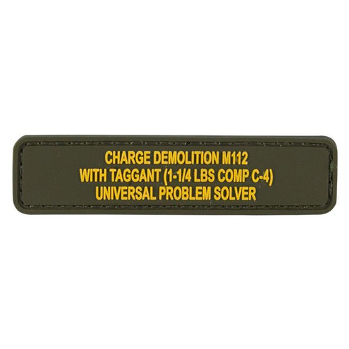 C4 PROBLEM FULL COLOR PATCH for $5.99 at MiR Tactical