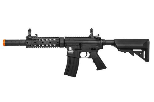 LANCER TACTICAL GEN2 M4 SD LT-15B-G2 AIRSOFT GUN BLACK AEG