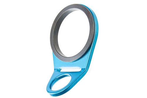 CRUSADER ROTATABLE TACTICAL SLING SWIVEL FOR M4 AEG BLUE