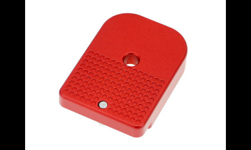 COWCOW D01 DOTTAC MAGAZINE BASEPLATE FOR TM HI CAPA RED