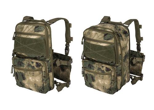 QD CHEST RIG LIGHTWEIGHT BACKPACK FOLIAGE GREEN