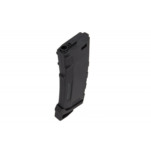 LANCER TACTICAL M4/M16 MID CAP MAG HI SPEED 130 RDS BLACK