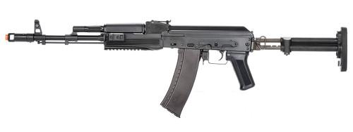 LCT STK-74 TACTICAL AK FULL METAL  AEG - BLACK