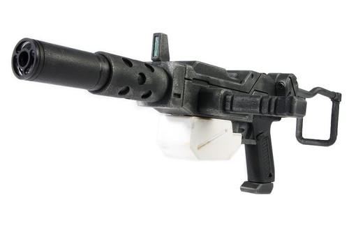 SHOW GUNS RX-79 GUNDAM GROUND TYPE MG100 MACHINE GUN KIT FOR AAP01