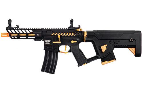 LANCER TACTICAL GEN2 ENFORCER NEEDLETAIL AIRSOFT GUN GOLD