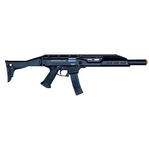 ASG CZ SCORPION EVO 3 A1 BET AIRSOFT CARBINE AEG - BLACK for $399.95 at MiR Tactical