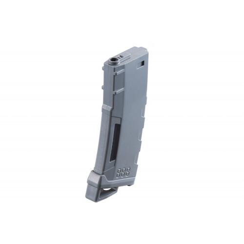 LANCER TACTICAL M4/M16 MID CAP MAG HI SPEED 130 RDS GRAY