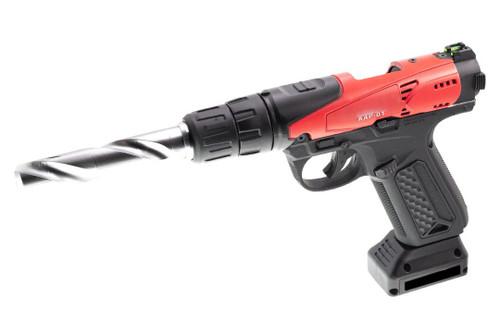 C&C RED HIT STYLE SLIDE SET FOR AAP-01 GBB PISTOL