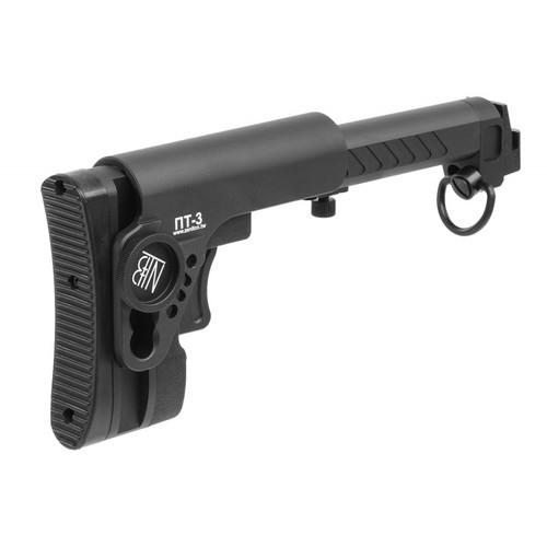 LCT Z-SERIES PT-3 AK CLASSIC FOLDABLE BUTTSTOCK - BLACK