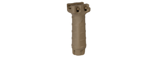 TD FOREGRIP VERTICAL TAN for $14.99 at MiR Tactical