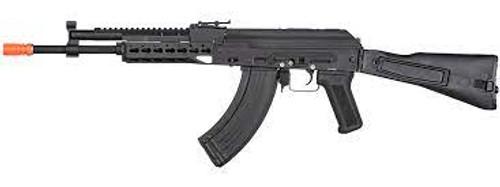 DOUBLE BELL AK-74M AIRSOFT AEG RIFLE W/ KEYMOD HANDGUARD BLACK