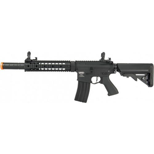 "LANCER TACTICAL M4 SD 9"" PROLINE AEG BLACK"